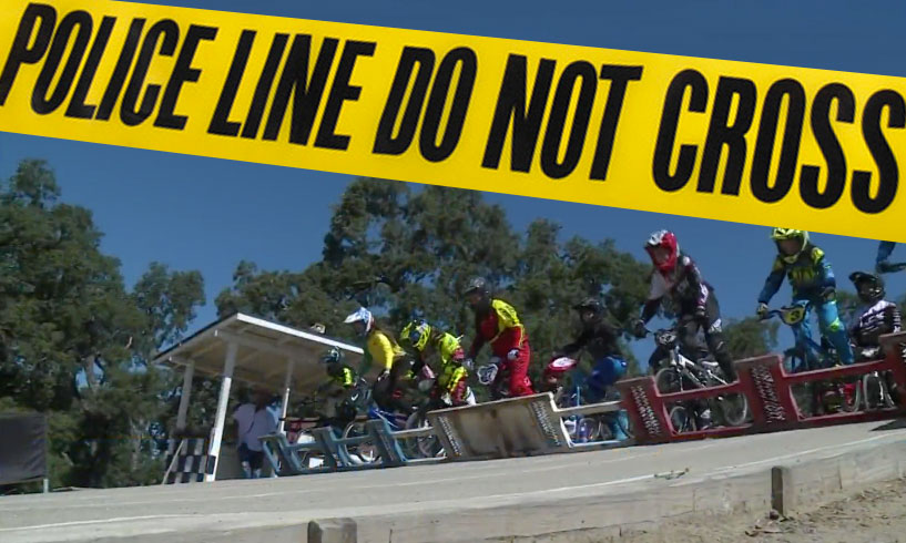 Human Remains Found Near Roseville BMX Track