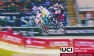 2019 UCI BMX Supercross World Cup / Manchester, UK