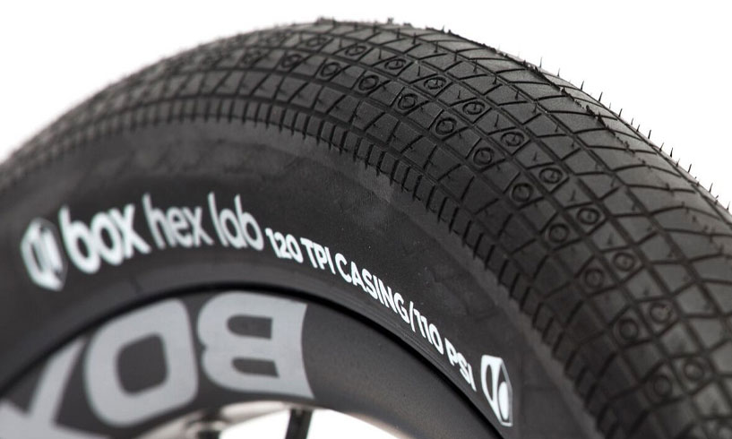 Box Hex Lab BMX Race Tires