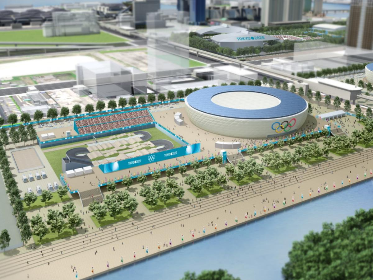 Cycling Venues of the 2020 Tokyo Olympics