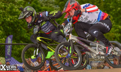Connor Fields and Corben Sharrah are among 17 who will represent Team USA at the 2019 UCI BMX World Championships