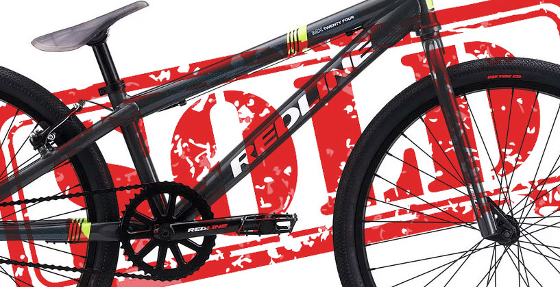 Redline brand, Among Four to be divided Up, and sold off