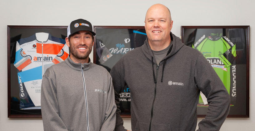 Kevin Kiser and Kendall Bennett of AMain.com on Dan's Comp acquisition