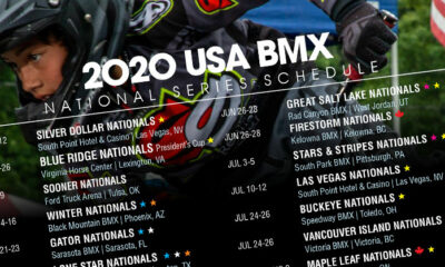Download the 2020 USA BMX National Schedule
