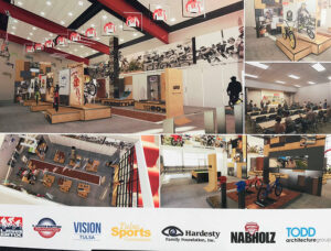 USA BMX Epicenter Facility Artist's Renderings