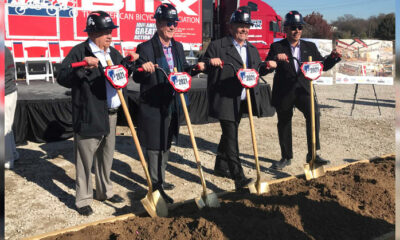 USA BMX Epicenter Groundbreaking