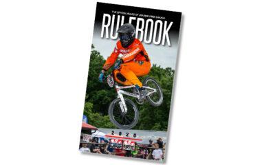 2020 USA BMX Rulebook