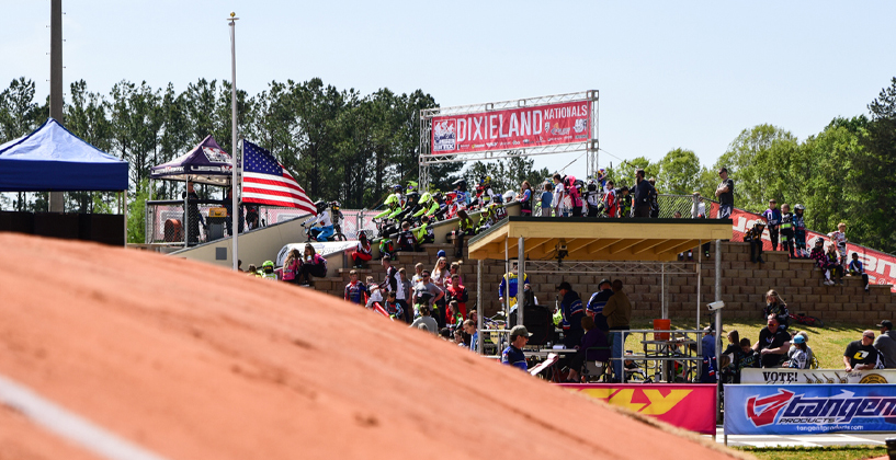 2020 USA BMX Dixieland Nationals Postponed