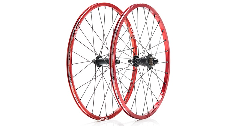 Box Stealth Expert Wheelsets