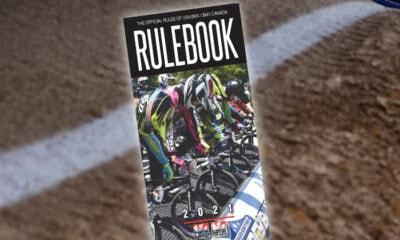 2021 USA BMX Rulebook