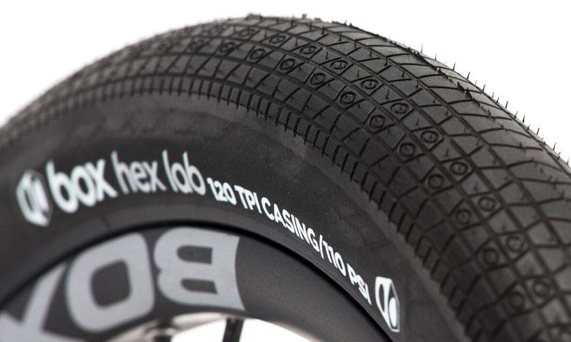 Box Hex Lab BMX Race Tires