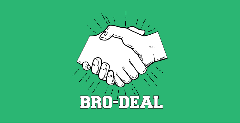 The Bro Deal Culture in BMX Racing