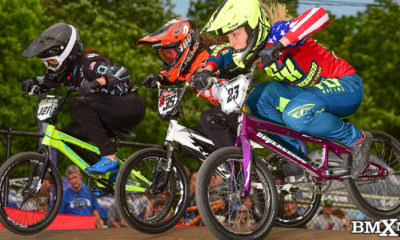 Felicia Stancil at the 2019 USA BMX Midwest Nationals