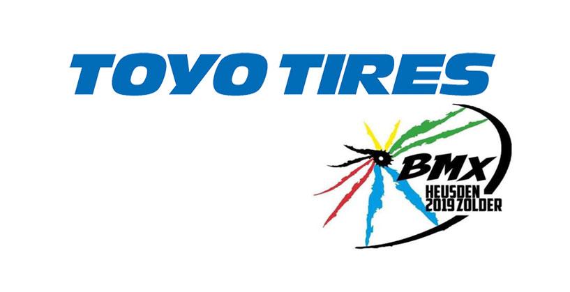 Toyo Tires to Sponsor 2019 UCI BMX World Championships