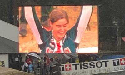 Alise Willoughby wins 2019 UCI BMX World Championship