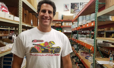 Jeff DeVido of JD Cycle Supply