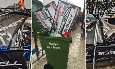 Pros pulled out of Saturday at the USA BMX Sunshine State Nationals