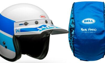 Bell CUSTOM 500 SE HARO helmet