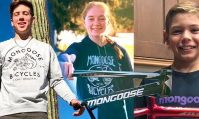 2020 Mongoose BMX Racing Factory Team