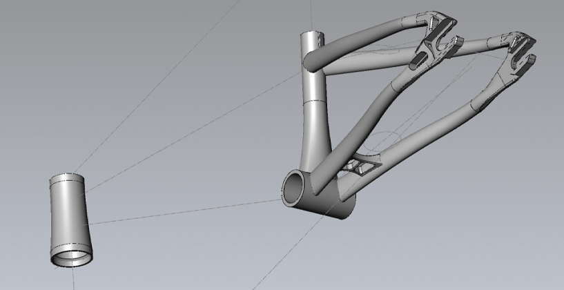 DK Zenith CAD Drawing