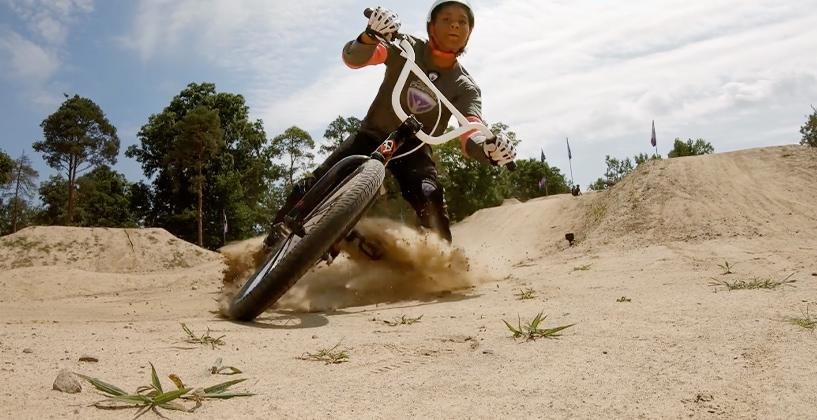 Watch BMX Racing on All-Round Champion