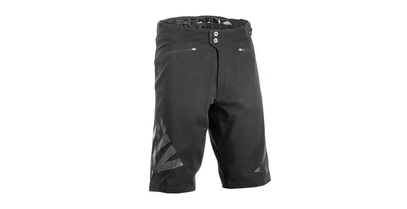 Fly Racing Radium Shorts – Black
