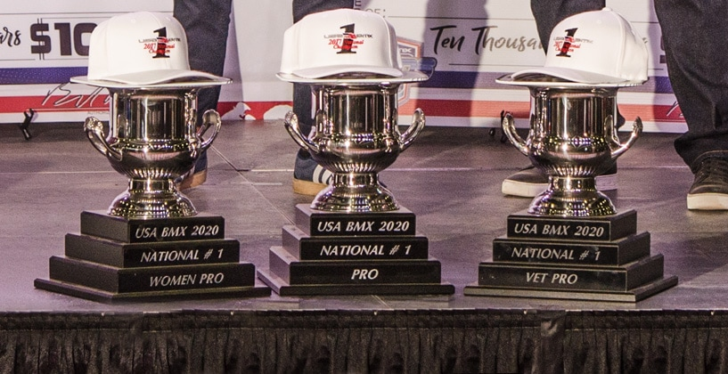 2020 Pro Title To be Decided At Grands
