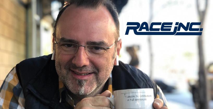 Marc Côté, new owner of Race Inc. BMX