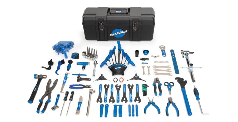 Park Tool PK-4 Professional Bike Tool Kit