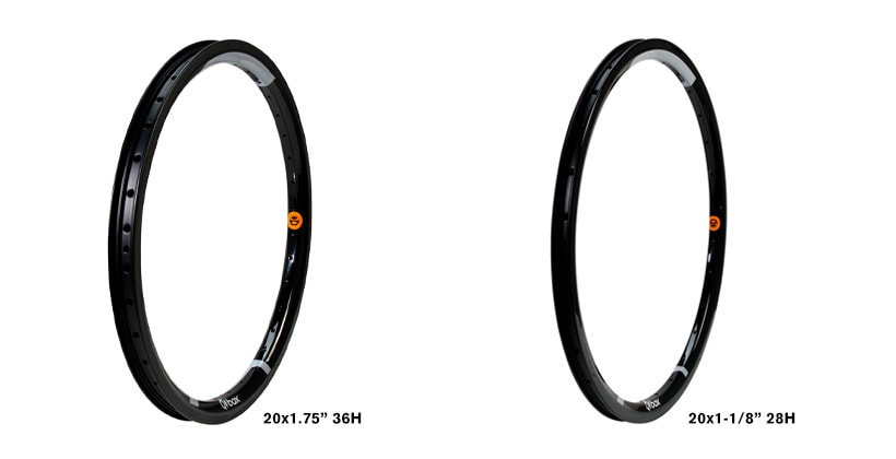Box One Carbon BMX Rims