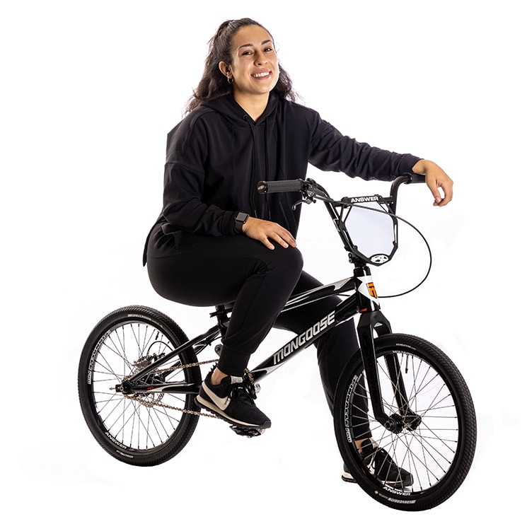 Sophia Foresta Joins Factory Mongoose and the USA BMX Foundation