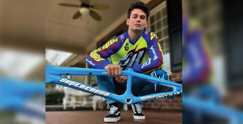 Cameron Moore Joins Supercross