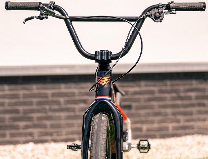 Twan van Gendt's Multi-Speen Olympic BMX Race Bike