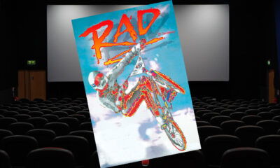 RAD 35th Anniversary Edition On The Big Screen